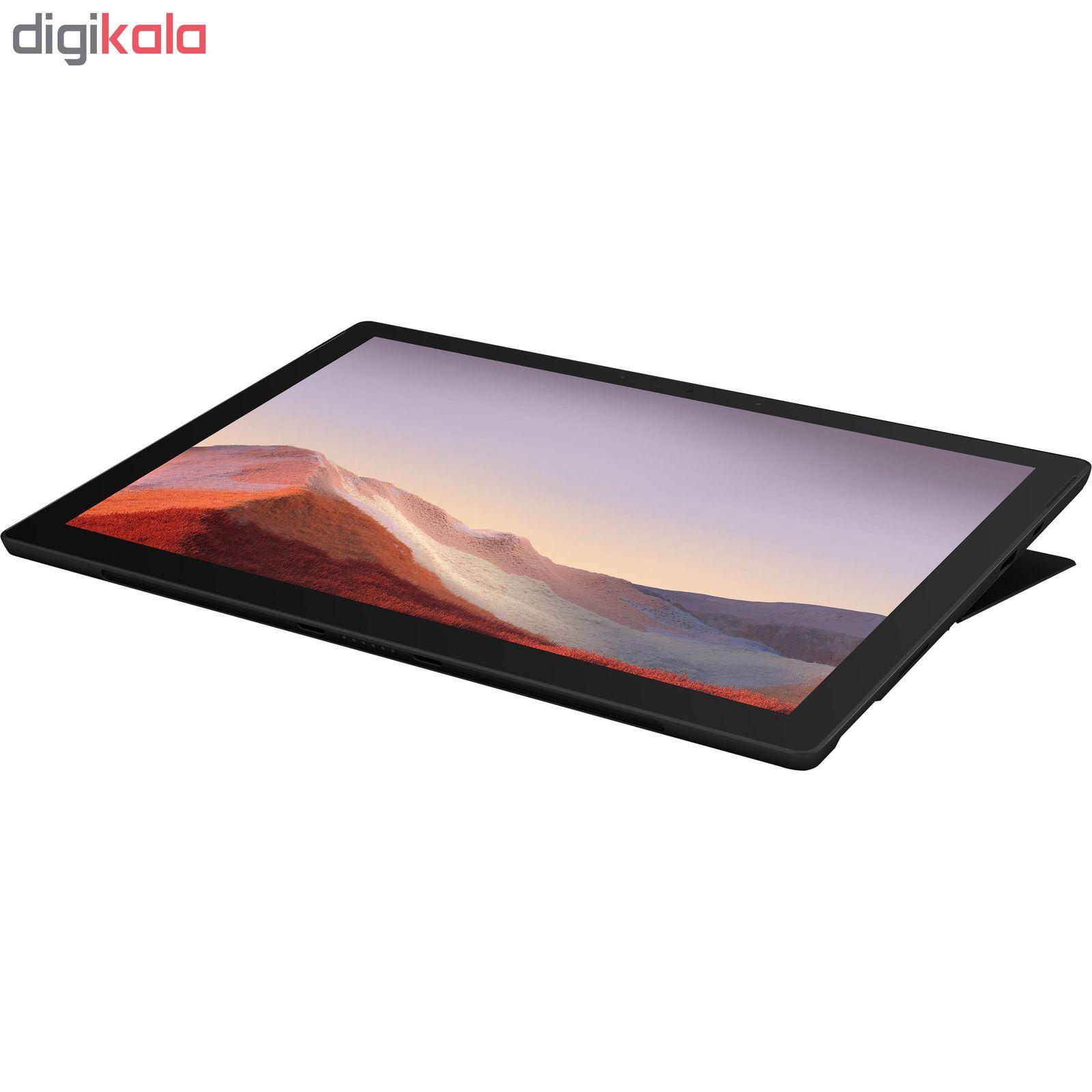 تبلت مایکروسافت مدل Surface Pro 7 - C ظرفیت 256 گیگابایت main 1 7
