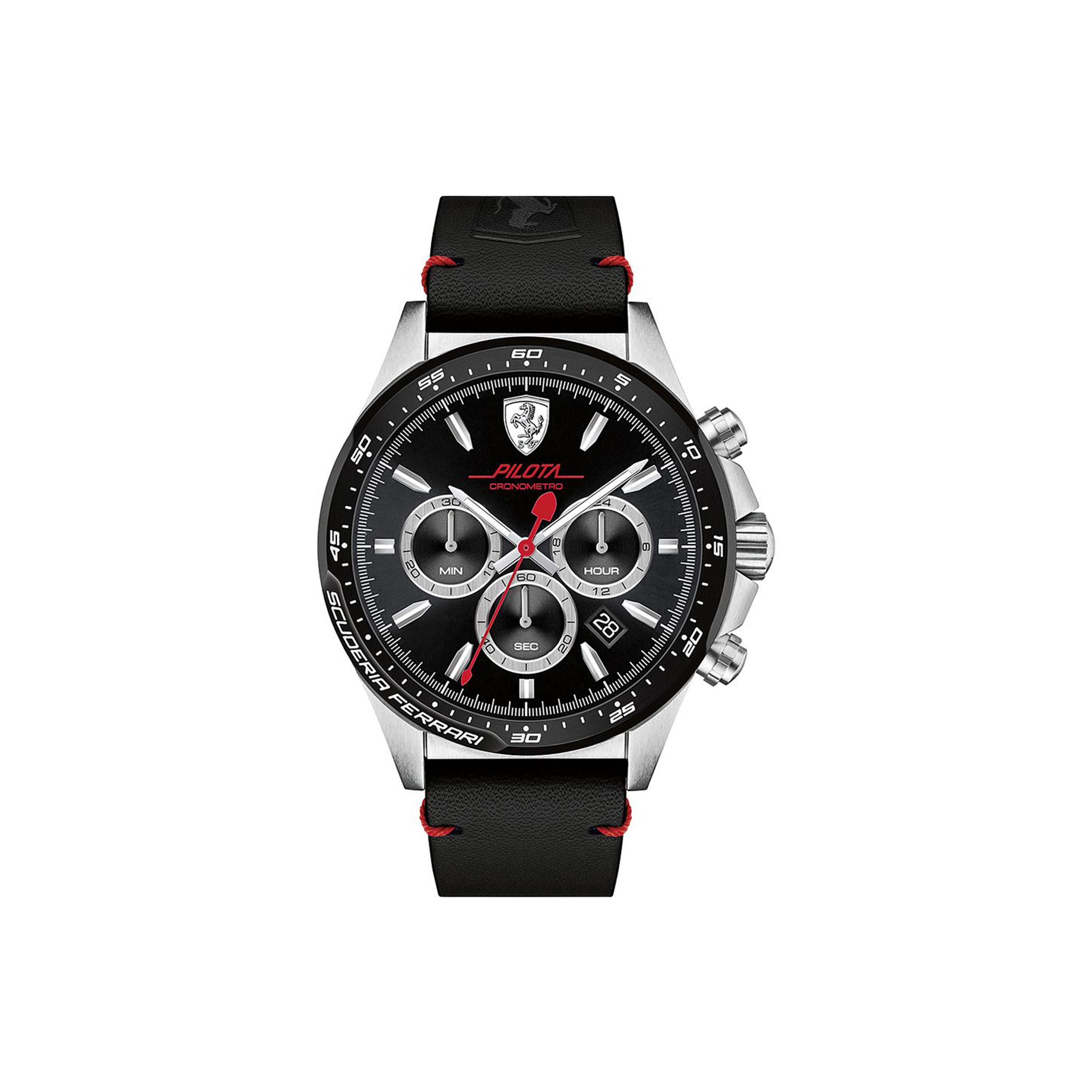 قیمت و خرید                      ساعت مچی عقربه ای مردانه فراری مدل 0830389