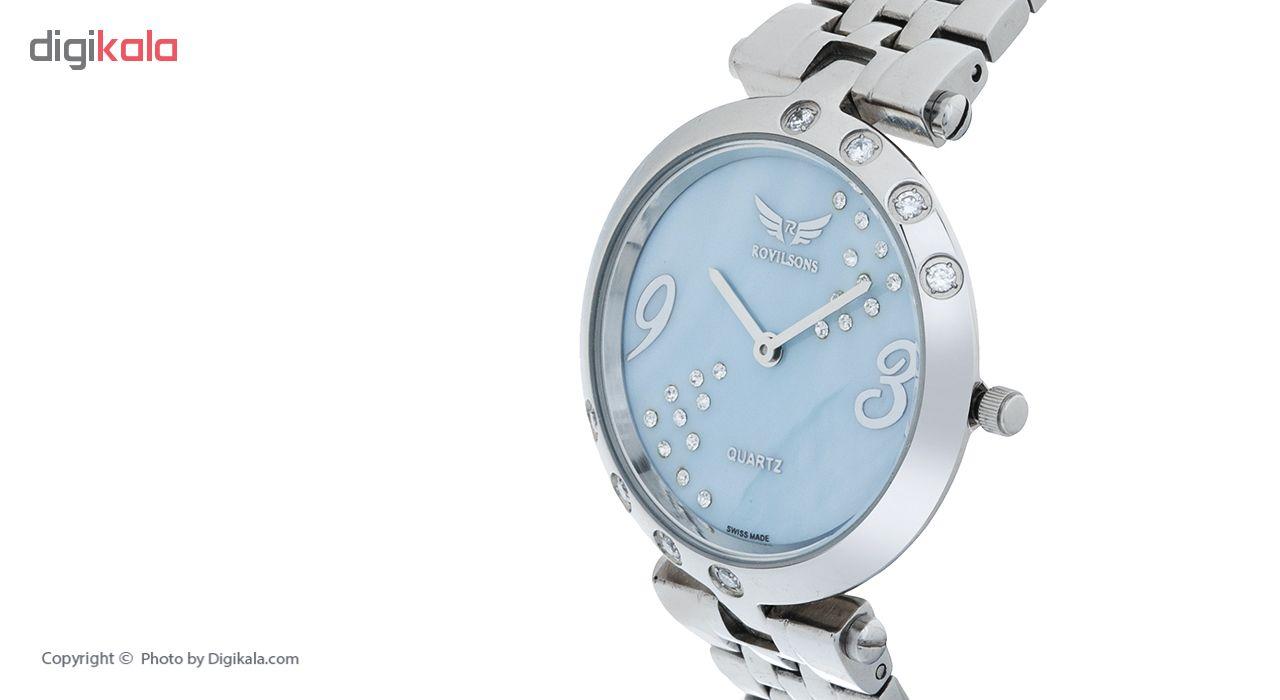 ساعت عقربه ای زنانه راویلسون کد RW-018L-3