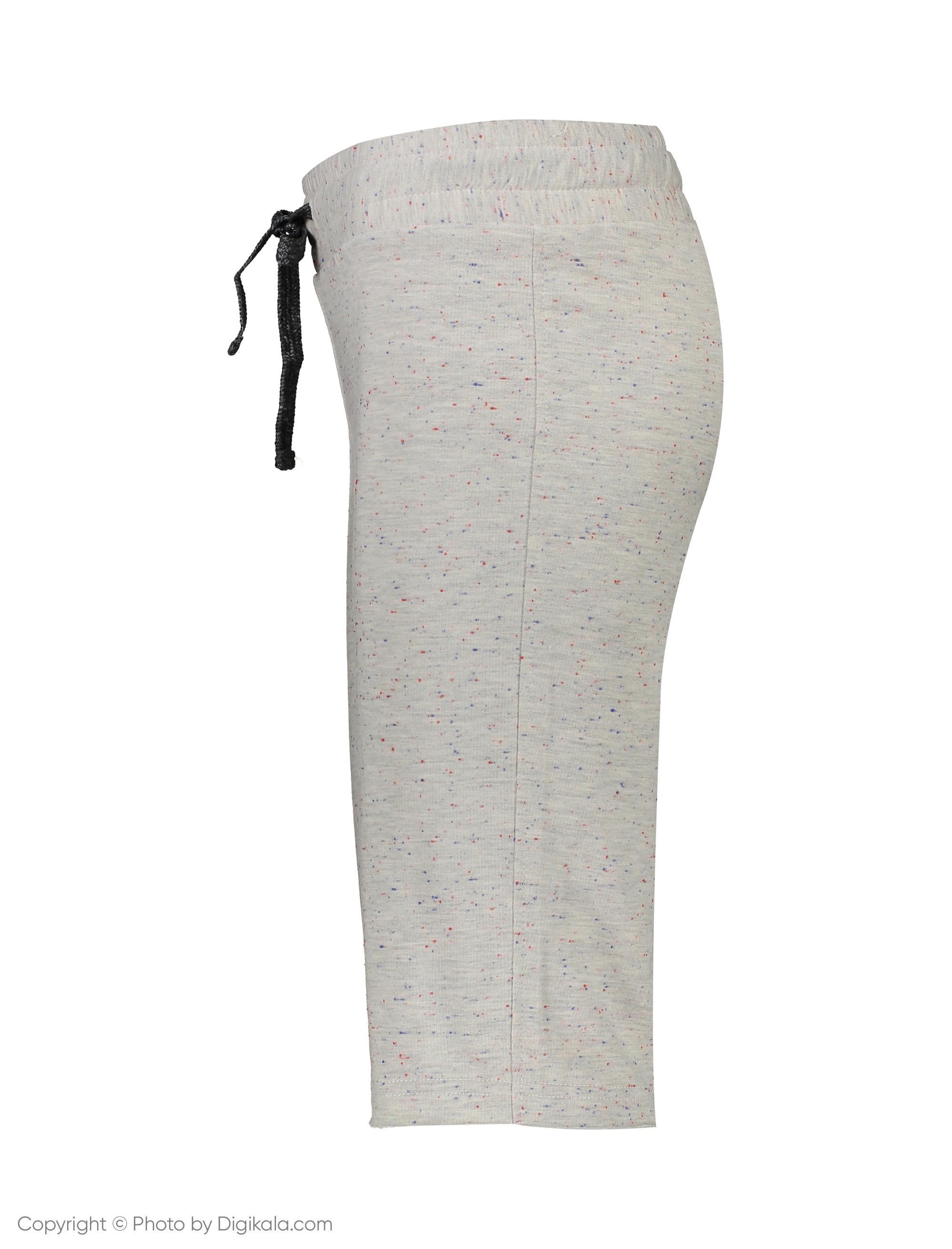 خرید                                      شلوارک راحتی زنانه گارودی مدل 1003138017-04