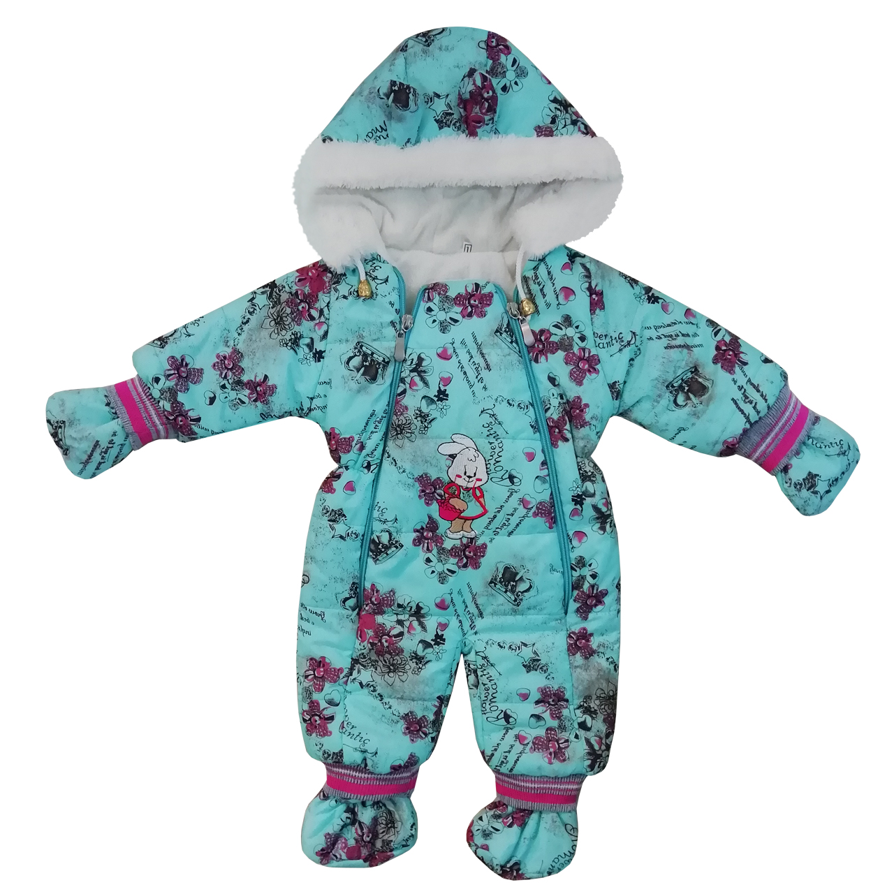 سرهمی نوزادی دخترانه کد 980906