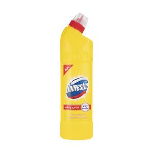 مایع سفیدکننده غلیظ سطوح دامستوس مدل Lemon حجم 750 میلی لیتر