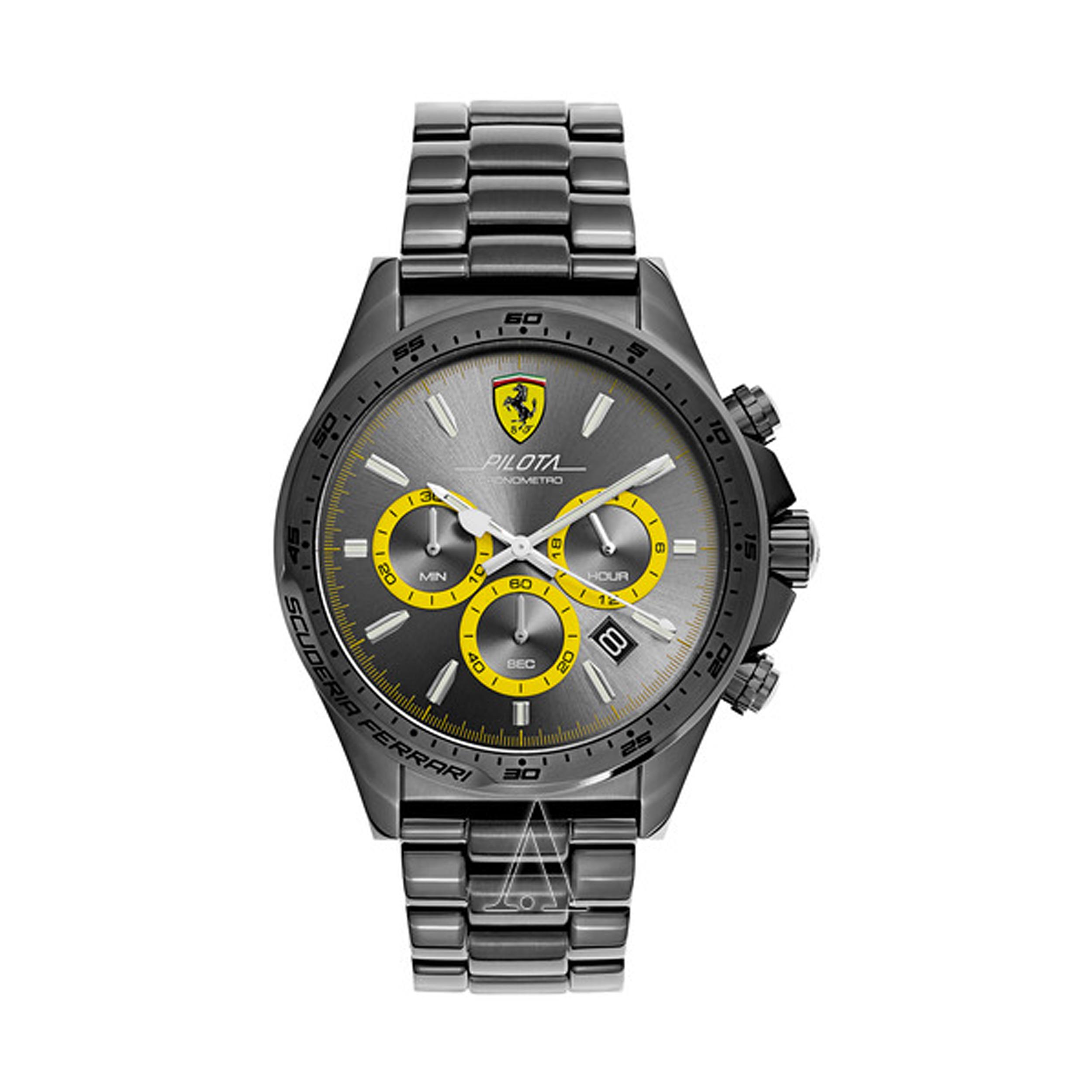 قیمت و خرید                      ساعت مچی عقربه ای مردانه فراری مدل 0830391
