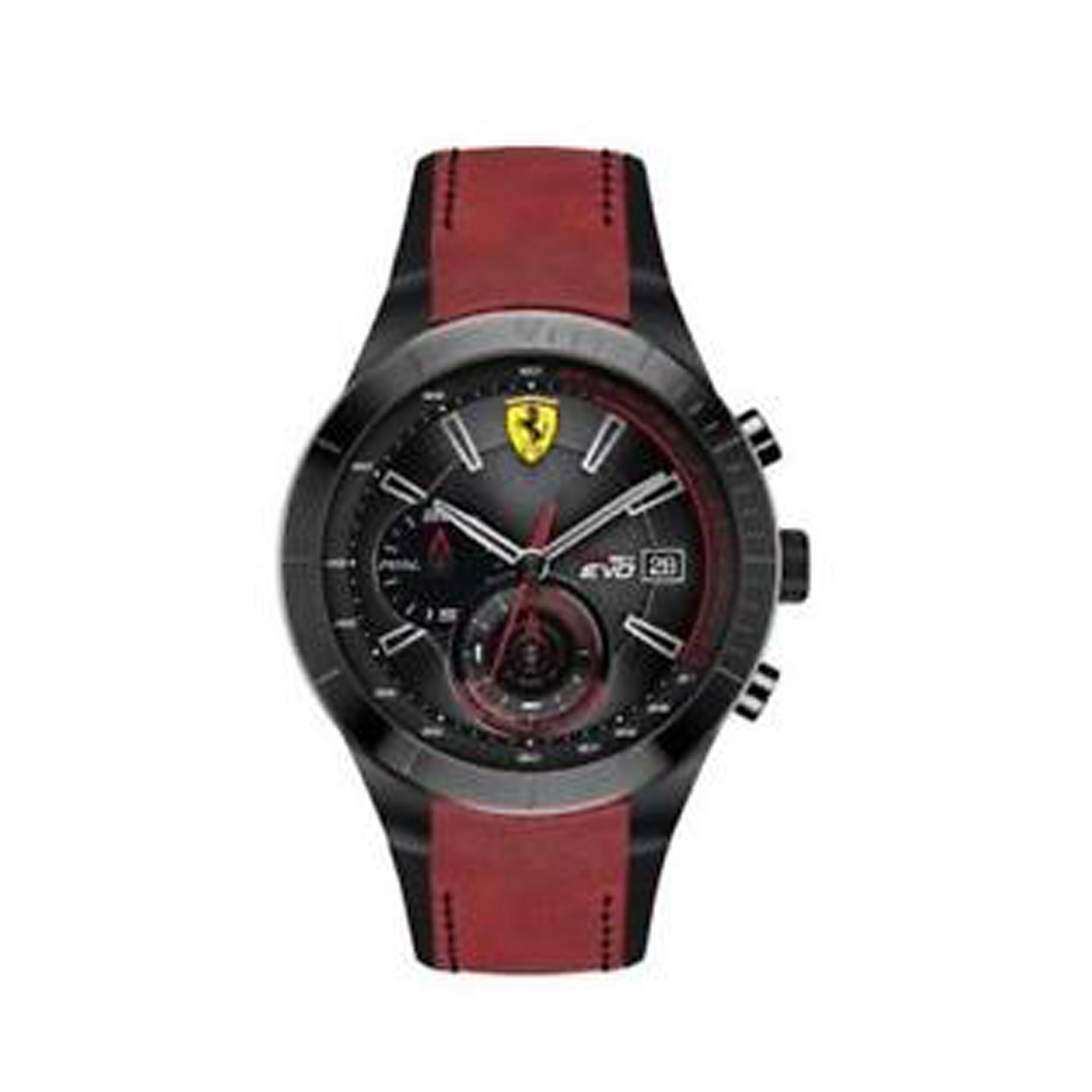 قیمت و خرید                      ساعت مچی عقربه ای مردانه فراری مدل 0830399
