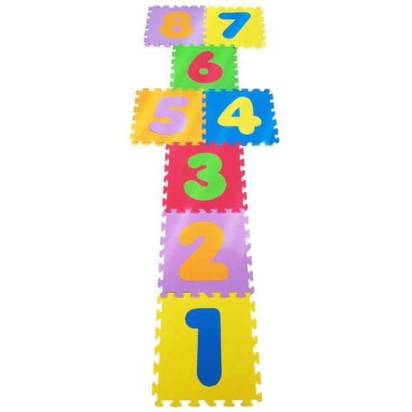 تشک بازی مدل سارینا بسته 8 عددی