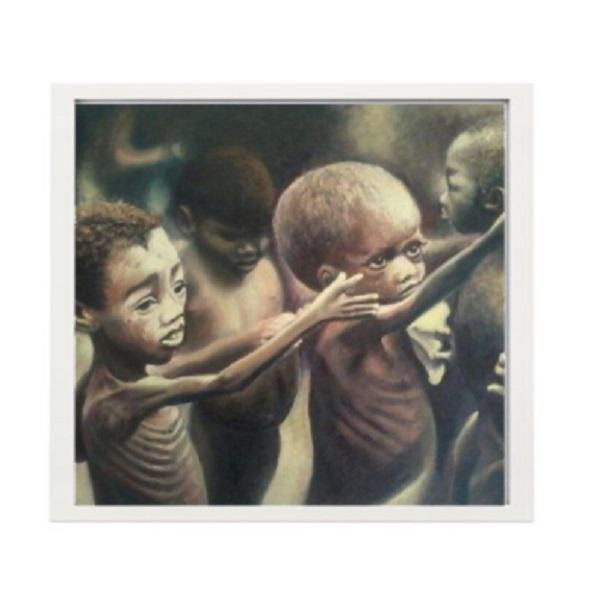 تابلو نقاشی رنگ روغن کد 1185