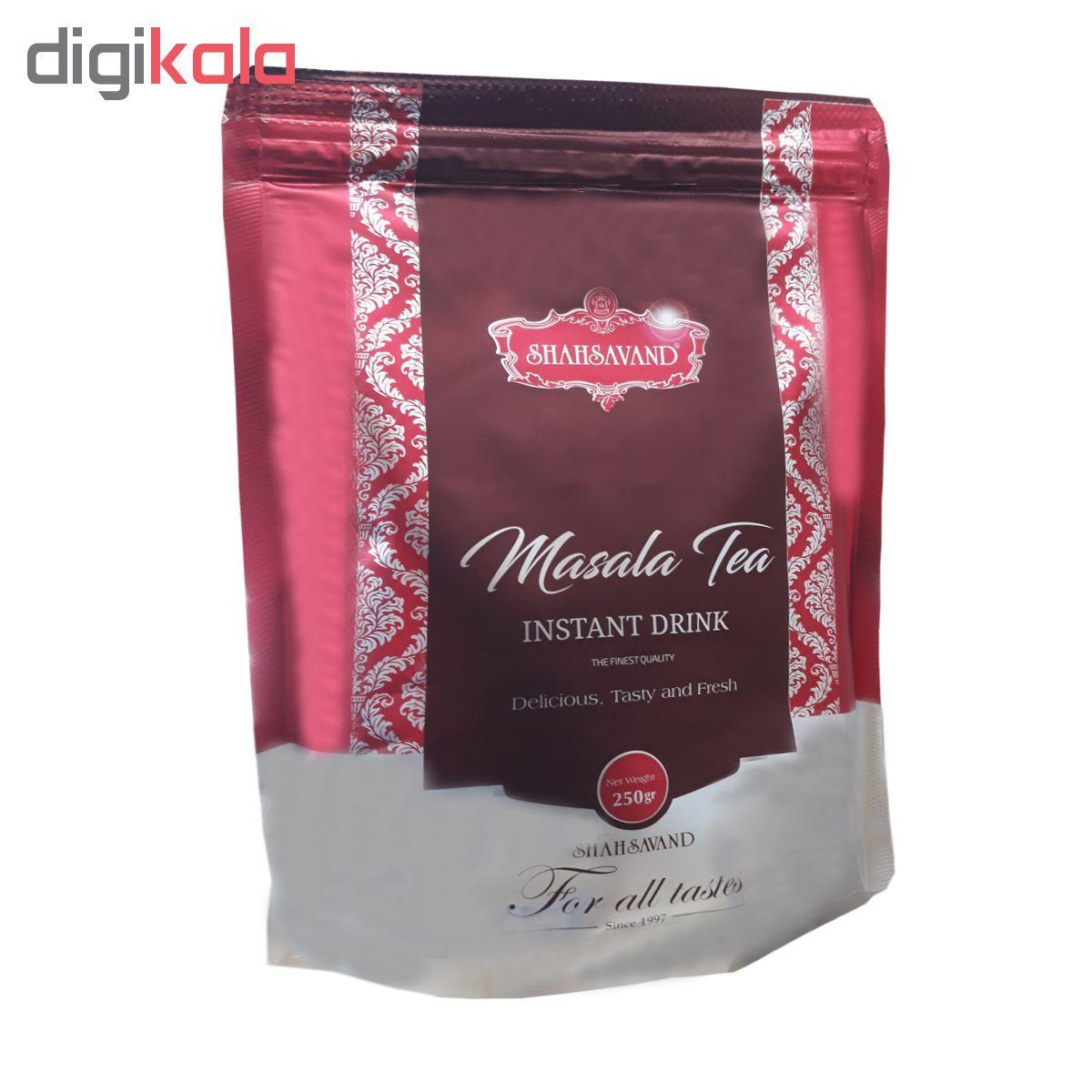 چای ماسالا شاهسوند مقدار 250 گرم main 1 2