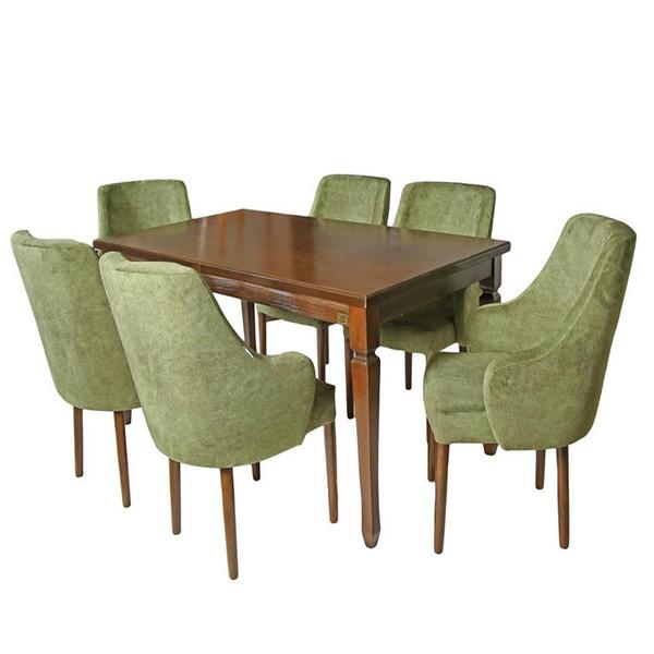 میز و صندلی ناهار خوری چوبکو مدل 664