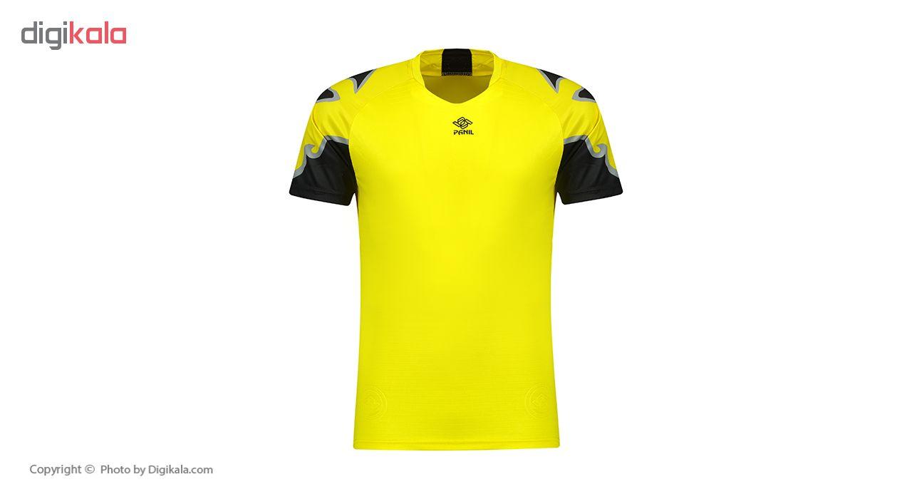 ست پیراهن و شورت ورزشی مردانه پانیل کد 1105Y
