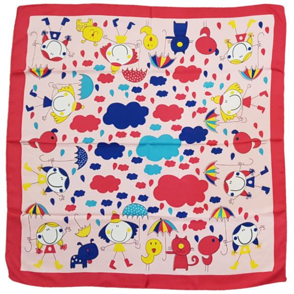 روسری دخترانه کد rm70483