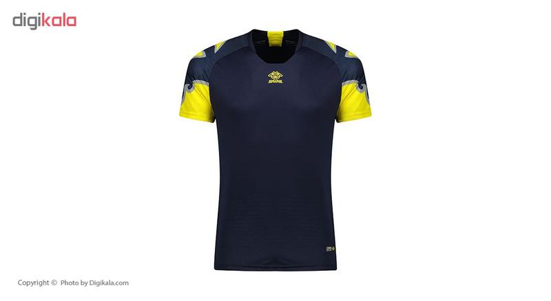 ست پیراهن و شورت ورزشی مردانه پانیل کد 1105NB