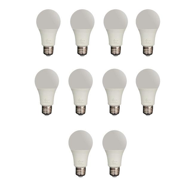 لامپ ال ای دی 12 وات گالکسی مدل GA12 پایه E27 بسته 10 عددی