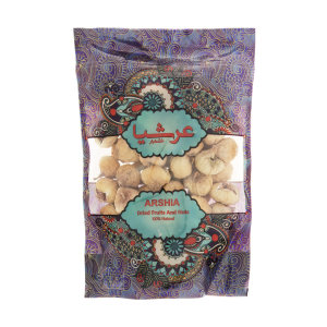 انجیر شیرازی اعلا خشکبار عرشیا مقدار 500 گرم