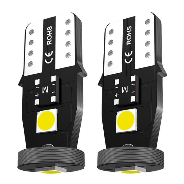 لامپ ال ای دی خودرو  مدل T10 بسته دو عددی
