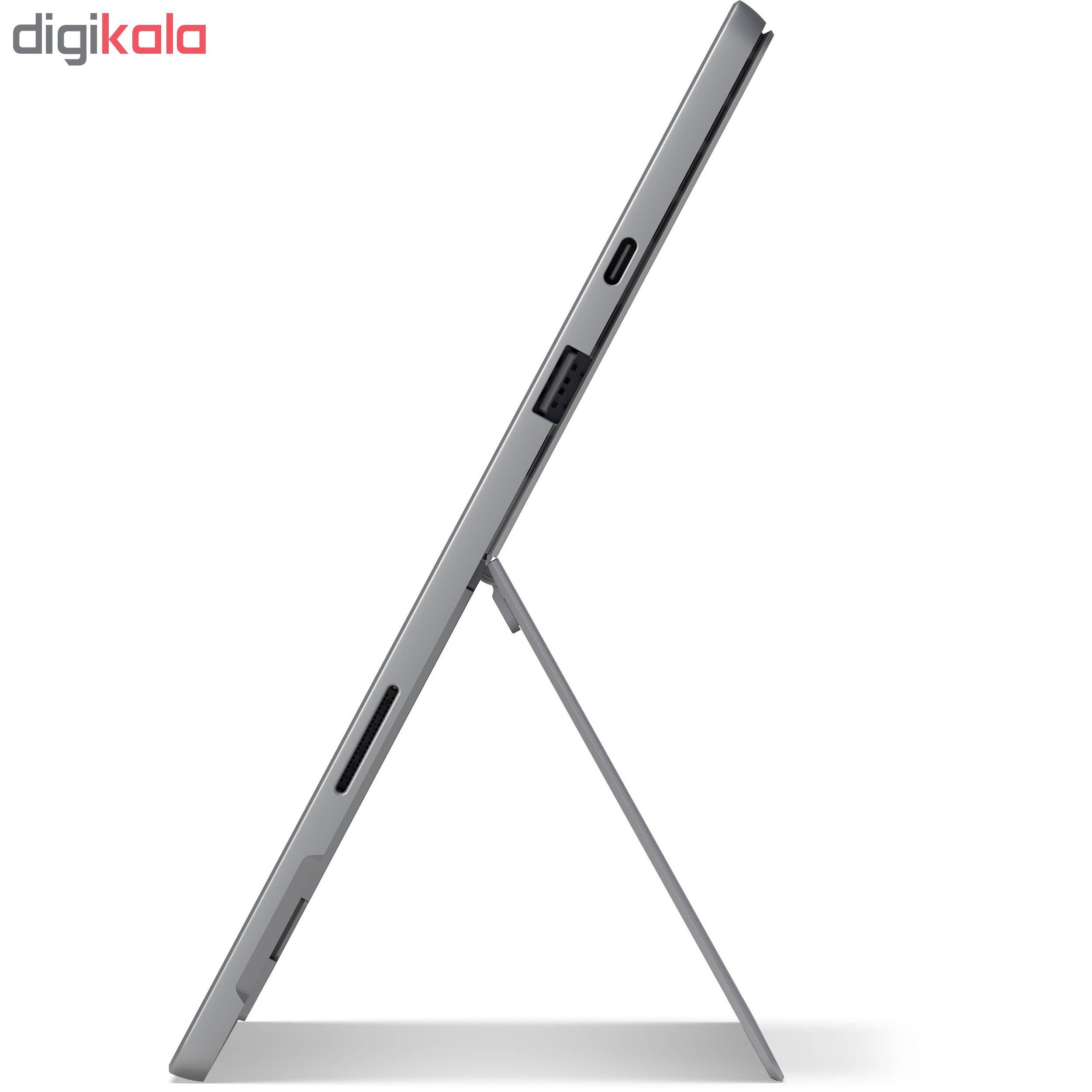 تبلت مایکروسافت مدل Surface Pro 7 - B به همراه کیبورد Black Type Cover main 1 6