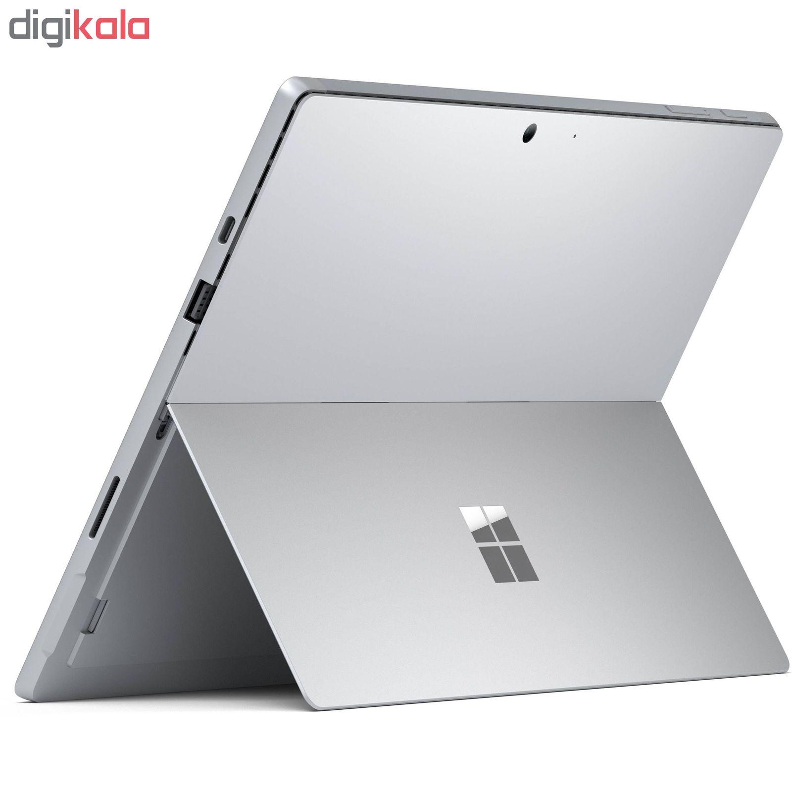 تبلت مایکروسافت مدل Surface Pro 7 - C به همراه کیبورد Black Type Cover main 1 6