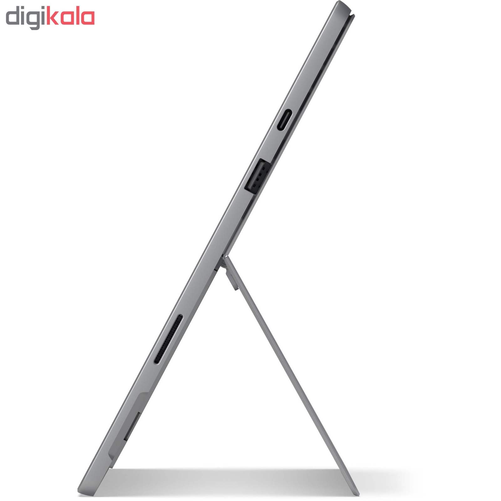 تبلت مایکروسافت مدل Surface Pro 7 - C به همراه کیبورد Black Type Cover main 1 8