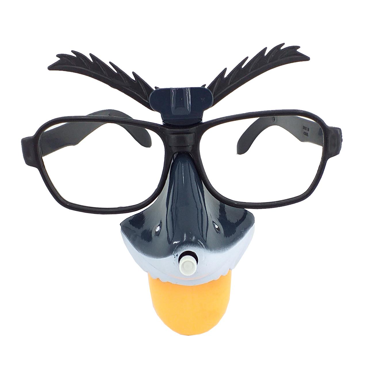 ابزار سرگرمی طرح عینک کوکی مدل DSK-WOLF