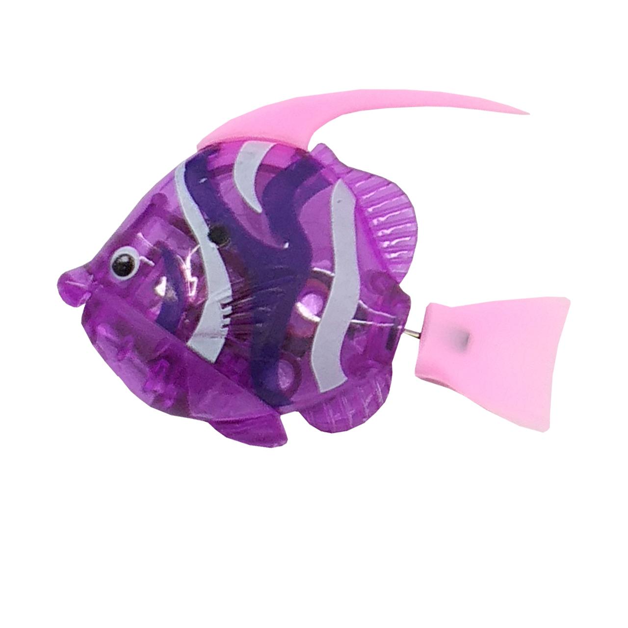 خرید                     عروسک حمام مدل ماهی رباتیک آنجل DSK