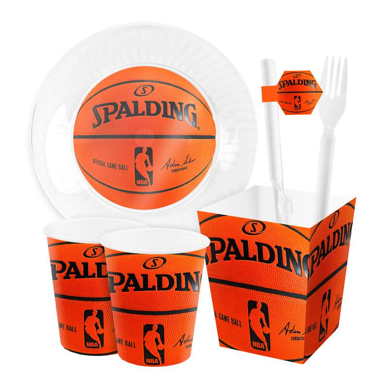 مجموعه 46 عددی تم تولد طرح بسکتبال