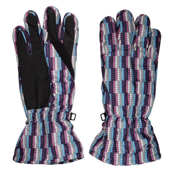 دستکش کوهنوردی زنانه مدل SK105