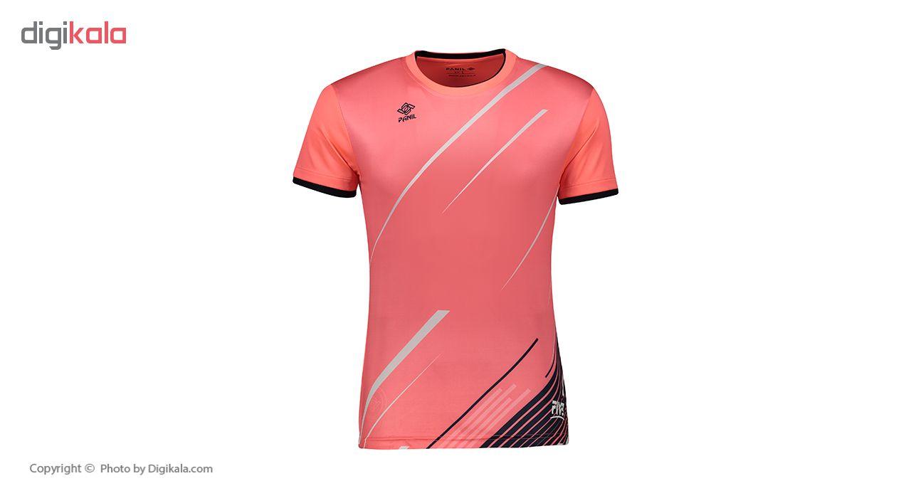 ست پیراهن و شورت ورزشی مردانه پانیل کد 510PK