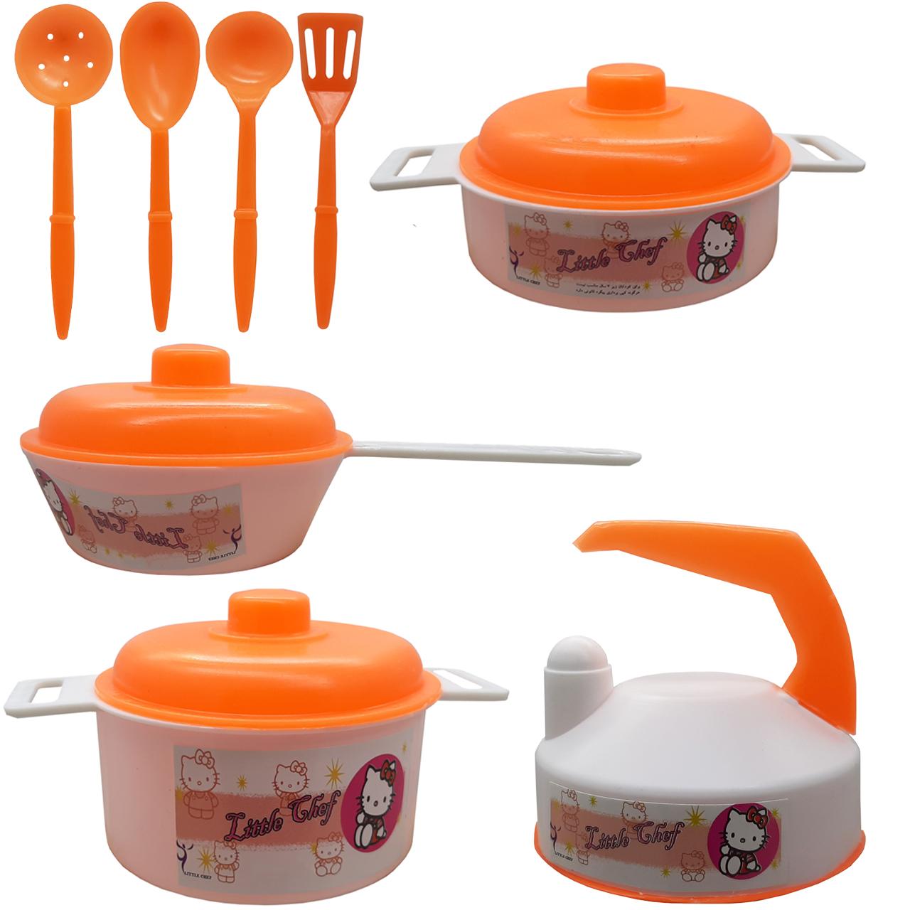 اسباب بازی آشپزخانه مدل 008-805