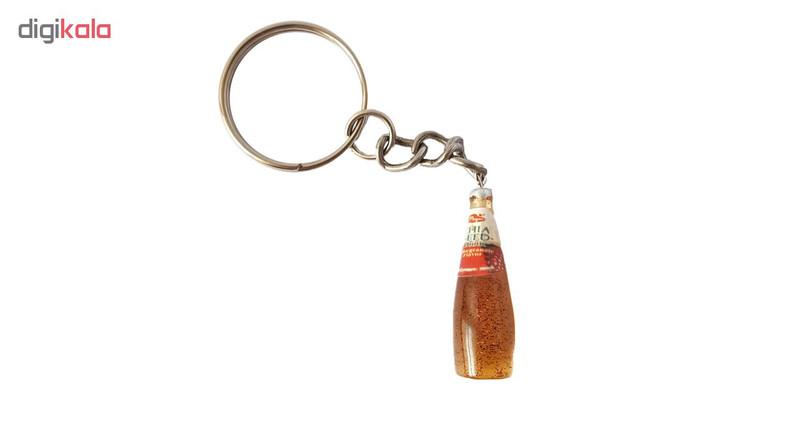 جاکلیدی نمدیکا طرح بطری نوشیدنی