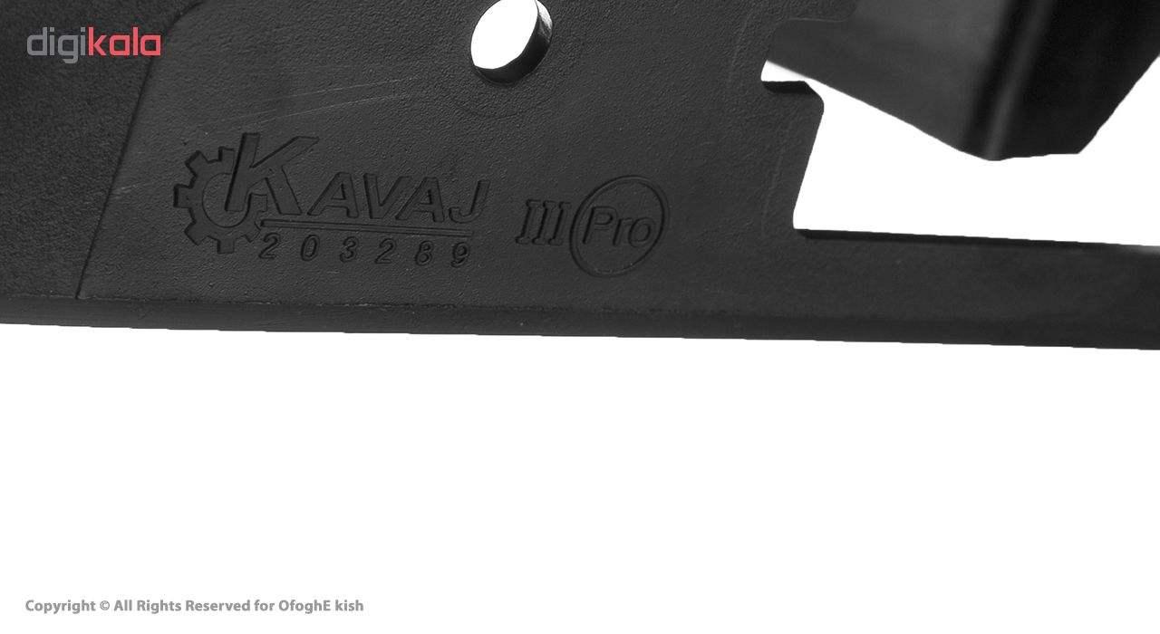 قاب آینه جانبی راست کاوج مدل PartPro-17 مناسب برای پژو 405 main 1 5