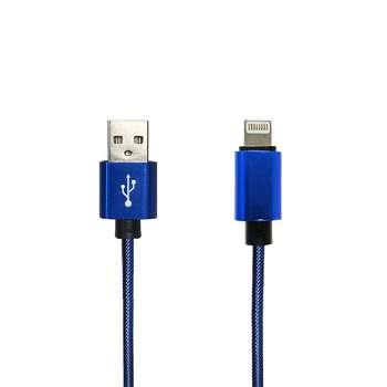 کابل تبدیل USB به لایتینینگ مدل CAB30 طول 0.2 متر