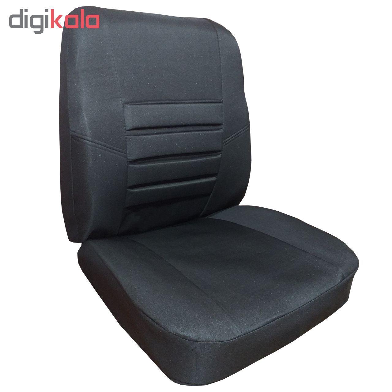 روکش صندلی خودرو مدل 2002 مناسب برای پراید صبا main 1 1