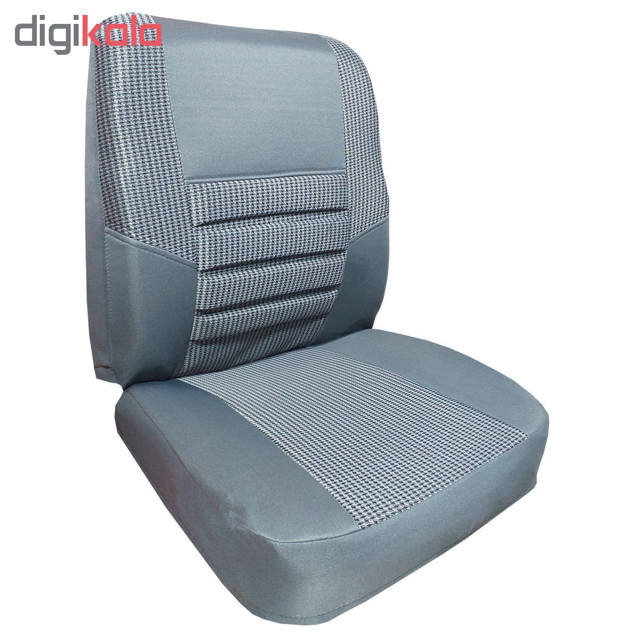 روکش صندلی خودرو مدل 2002 مناسب برای پراید صبا main 1 2