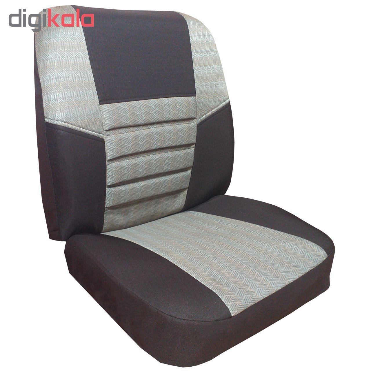 روکش صندلی خودرو مدل 2002 مناسب برای پراید صبا main 1 3