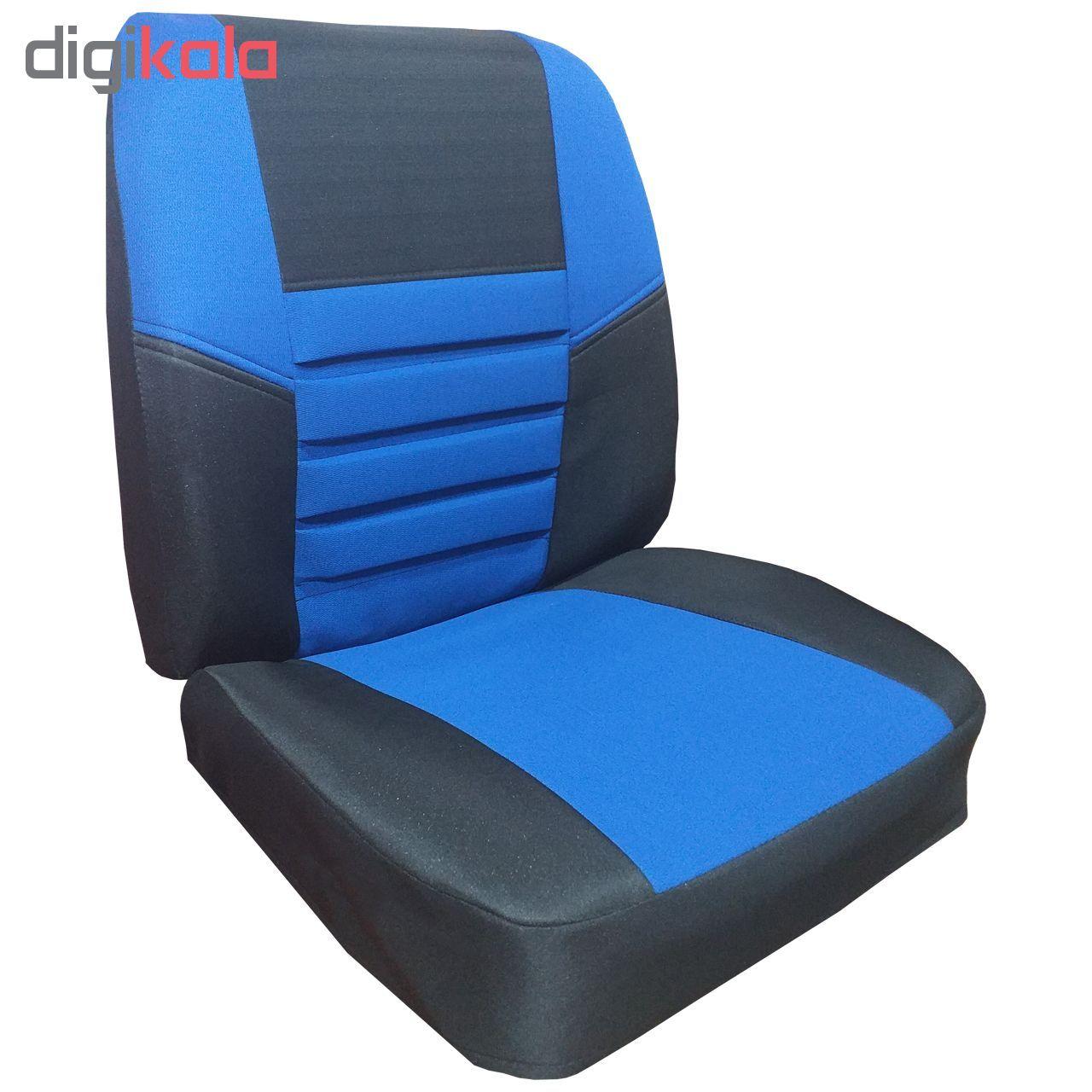 روکش صندلی خودرو مدل 2002 مناسب برای پراید صبا main 1 4