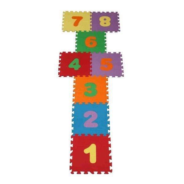 تشک بازی مدل آدرینا بسته 8 عددی