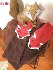 جوراب زنانه طرح روباه کد 020 -  - 4