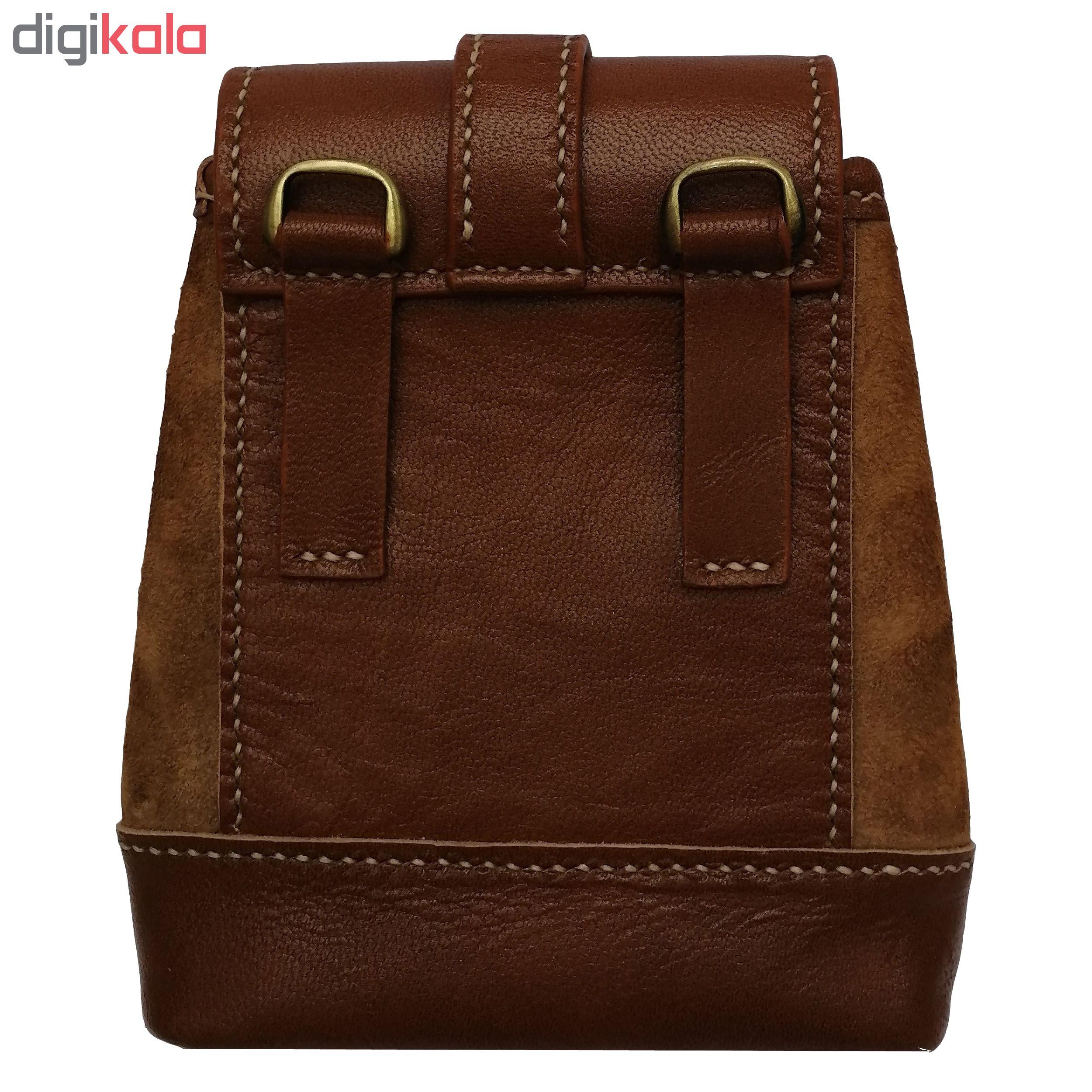 کیف چرمی مدل kh0070