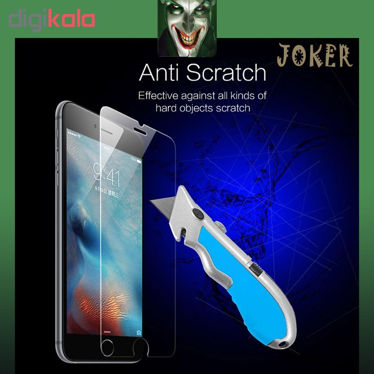 محافظ صفحه نمایش حریم شخصی و پشت گوشی   جوکر مدل FUM-01 مناسب برای گوشی موبایل اپل Iphone Xs  به همراه محافظ لنز دوربین  main 1 5