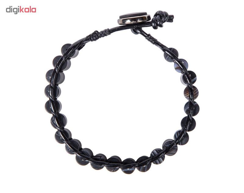 دستبند مردانه ریسه گالری کد Ri3-O1098