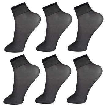 جوراب زنانه پنتی کد RG-PF 5-110 بسته 6 عددی
