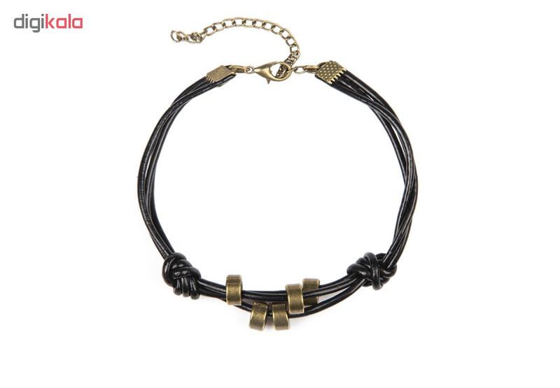 دستبند مردانه ریسه گالری کد Ri3-CH1192