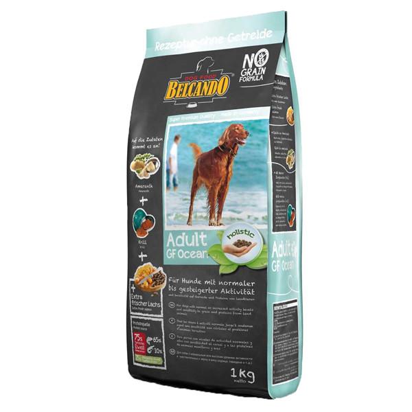 غذای خشک سگ بلکاندو کد 54604 وزن 1 کیلوگرم