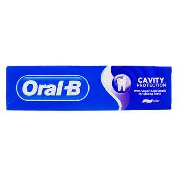 خمیر دندان اورال -بی مدل Cavity حجم 100 میلی لیتر