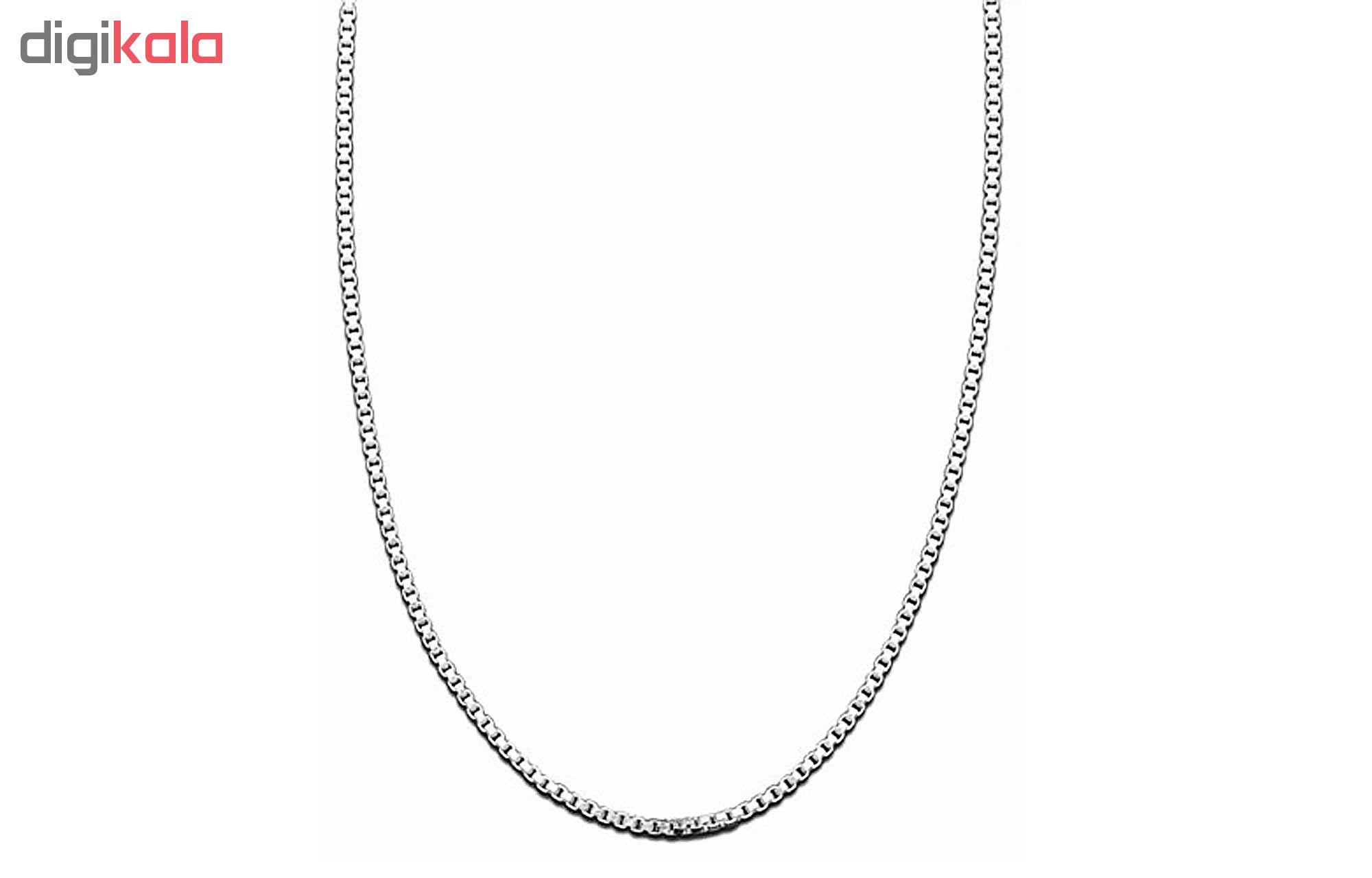خرید                                      زنجیر نقره زنانه اکنو مدل OK6501