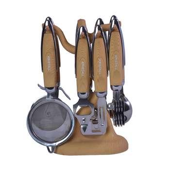ابزار آشپزی کریستال مدل G710 مجموعه 7عددی