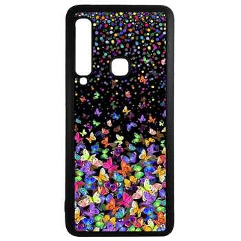 کاور طرح پروانه کد 43193 مناسب برای گوشی موبایل سامسونگ galaxy a9 2018
