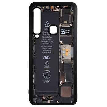 کاور طرح پشت موبایل کد 43193 مناسب برای گوشی موبایل سامسونگ galaxy a9 2018