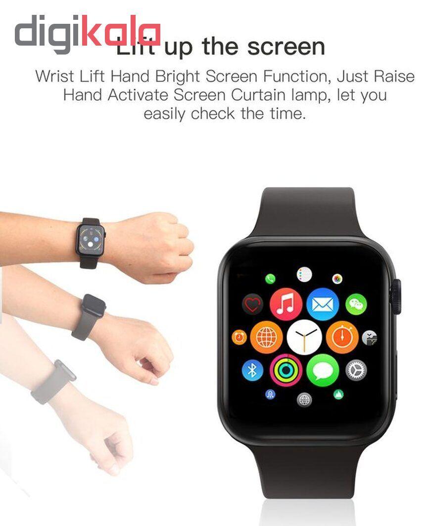 ساعت هوشمند مدل IWO 11 plus main 1 10