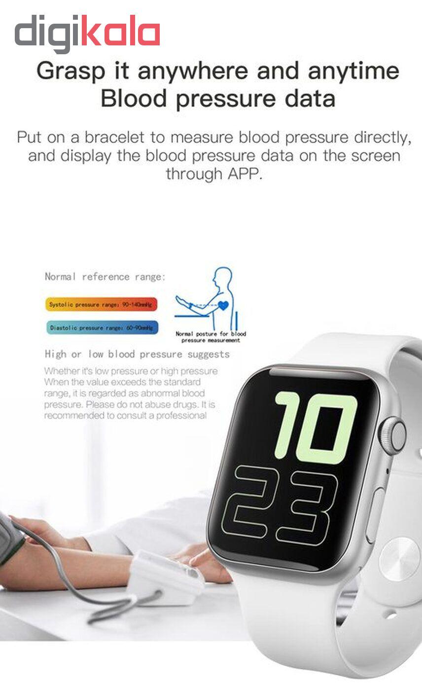 ساعت هوشمند مدل IWO 11 plus main 1 13