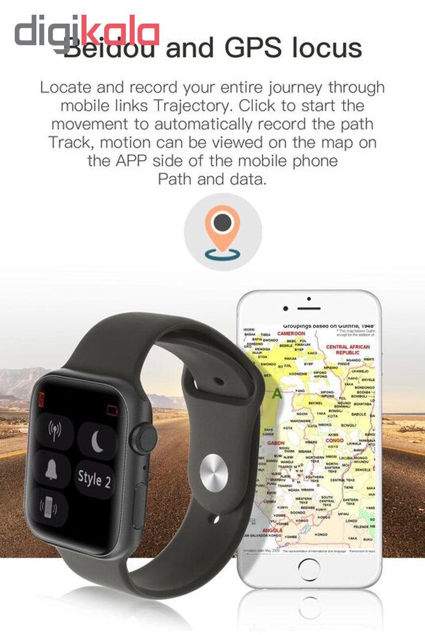 ساعت هوشمند مدل IWO 11 plus main 1 14